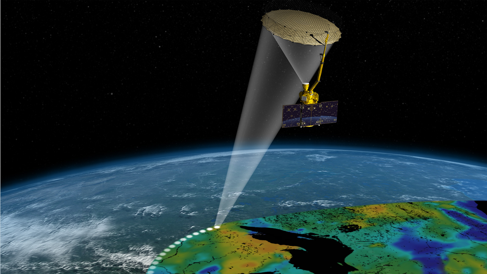 remote sensing Our ultimate goal is the inclusion of our technologies in borehole, air- and space-borne remote sensing systems we collaborate with industry, nasa and other agencies .